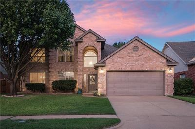 Frisco Single Family Home For Sale: 5010 Lakeland Drive