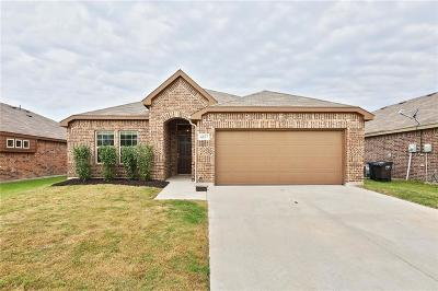 Fort Worth Single Family Home For Sale: 4837 Lemon Grove Drive