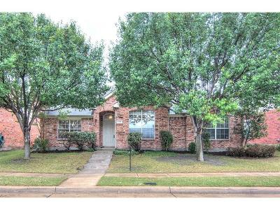 Mckinney Single Family Home For Sale: 6109 Deer Run Drive