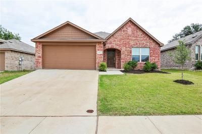 Fort Worth Single Family Home For Sale: 4932 Lemon Grove Drive