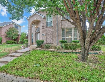 Lewisville Single Family Home For Sale: 805 Pebble Ridge Drive