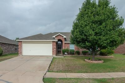 Mansfield TX Single Family Home For Sale: $217,000