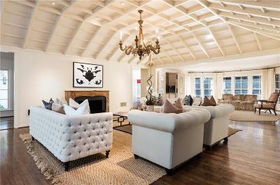 Dallas Single Family Home For Sale: 5038 Brookview Drive