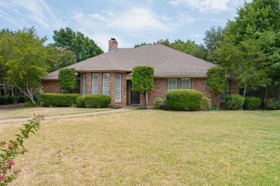 Grapevine Single Family Home For Sale: 2820 Rock Port Cove