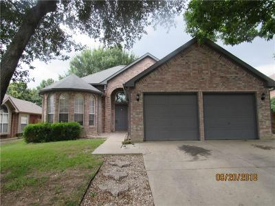 Fort Worth Single Family Home For Sale: 4808 Birchbend Lane