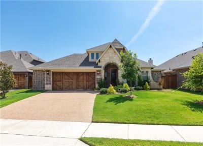 Fort Worth Single Family Home Active Kick Out: 12632 Steadman Farms Drive