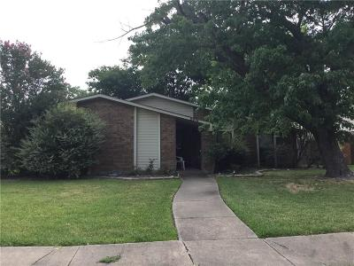 Rowlett Single Family Home For Sale: 2910 Powell Drive