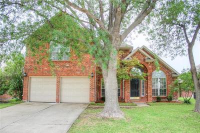 Irving Single Family Home For Sale: 10015 White Lane