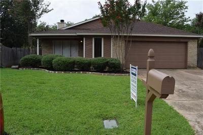 Arlington Residential Lease For Lease: 5906 Cameron Drive