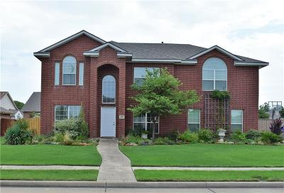 Wylie Single Family Home For Sale: 308 Terrace Drive