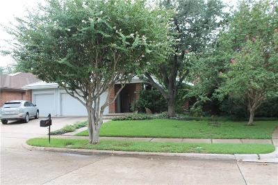 Irving Single Family Home For Sale: 116 Fox Glen Circle