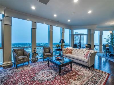 Fort Worth Condo For Sale: 500 Throckmorton Street #3209