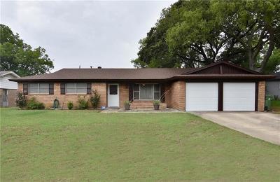 Hurst Single Family Home For Sale: 1417 Hurstview Drive
