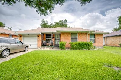 Dallas Single Family Home For Sale: 2114 Major Drive
