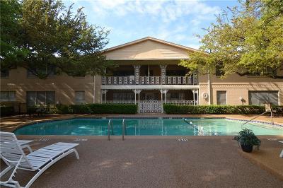 Dallas Condo For Sale: 6117 Averill Way #D