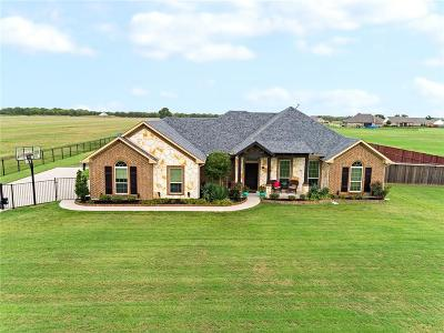 Caddo Mills Single Family Home For Sale: 4092 County Road 2616