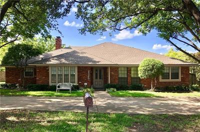 Dallas Single Family Home For Sale: 6525 McCommas Boulevard