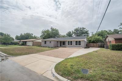 Fort Worth Single Family Home For Sale: 4725 Carlyle Drive