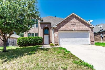 McKinney Single Family Home For Sale: 2108 Trinity Lane