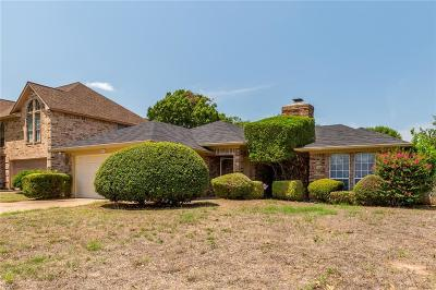 Tarrant County Single Family Home For Sale: 3712 Fairhaven Drive