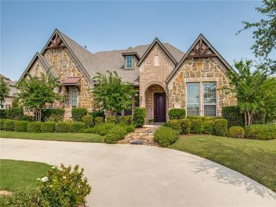 Prosper Single Family Home Active Contingent: 960 Caribou Drive