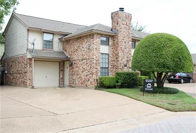 Garland Single Family Home Active Option Contract: 3413 Briaroaks Drive