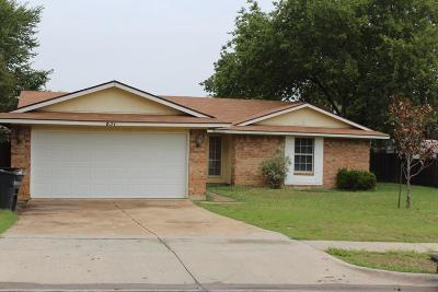Lewisville Residential Lease For Lease: 837 Salem Trail