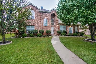 Allen Single Family Home For Sale: 1425 Kingsley Drive