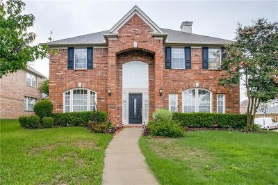 Collin County Single Family Home For Sale: 8704 Pocono Drive