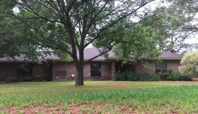 Tarrant County Single Family Home For Sale: 11120 Oak Grove Road S