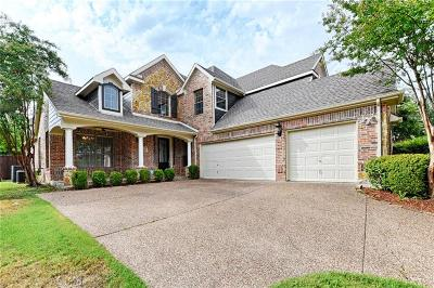 Collin County Single Family Home For Sale: 3201 Provine Road