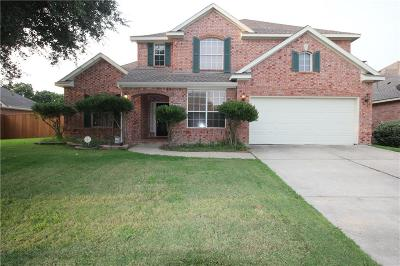 Flower Mound Single Family Home For Sale: 1413 Wildflower Lane