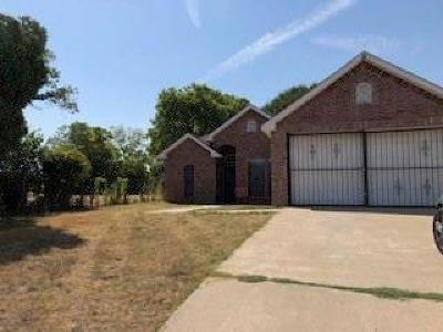 Dallas Single Family Home For Sale: 2511 Gooche Street