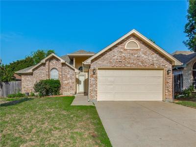 Watauga Single Family Home For Sale: 7325 Amber Drive