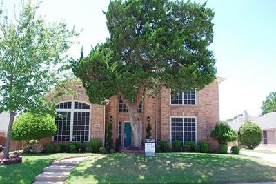 North Richland Hills Residential Lease For Lease: 8405 Worthshire Drive