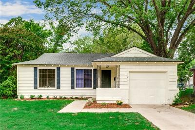 Dallas Single Family Home For Sale: 11211 Castolon Drive