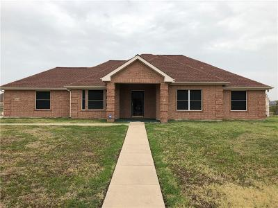 Saginaw Single Family Home For Sale: 1626 N County Road