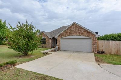 Denton County Single Family Home For Sale: 2540 Lake Ridge Circle