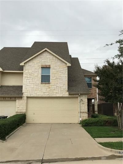 Carrollton Townhouse For Sale: 1045 Alyssa Lane