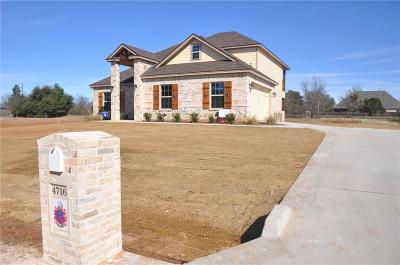 Granbury Single Family Home For Sale: 4716 W Wedgefield Road