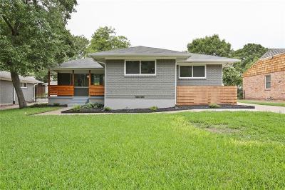 Dallas Single Family Home For Sale: 10031 McCree Road