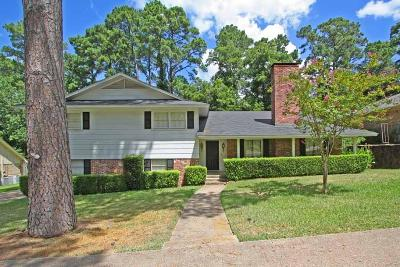 Tyler Single Family Home For Sale: 2810 Roanoke Lane