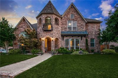 Collin County Single Family Home For Sale: 408 Silver Springs Lane