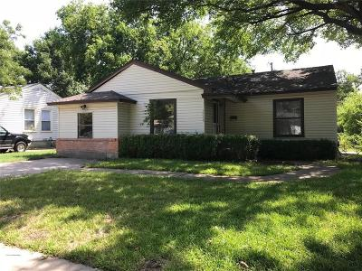 Garland Single Family Home For Sale: 2060 Sunnybrook Lane