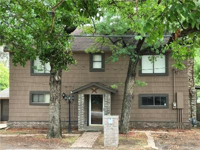 Weatherford Single Family Home For Sale: 206 E Akard Street