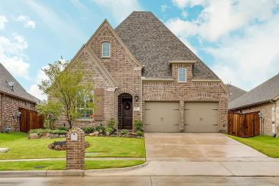 McKinney Single Family Home For Sale: 501 Lake Weatherford