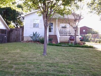 Dallas Single Family Home For Sale: 1013 N Dwight Avenue