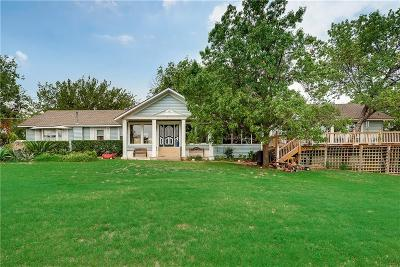 Grand Prairie Single Family Home For Sale: 522 Hill Street