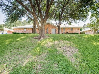 Euless Single Family Home For Sale: 1209 Cliffwood Road