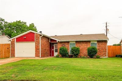 Collin County Single Family Home For Sale: 158 W Way Circle